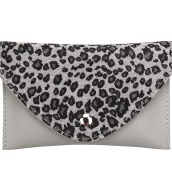Belt purse grey wild