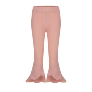By Veer powder pink ruffle flare