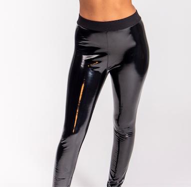 Lak legging black