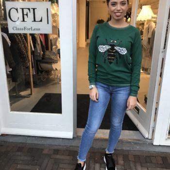 Sweater bey green