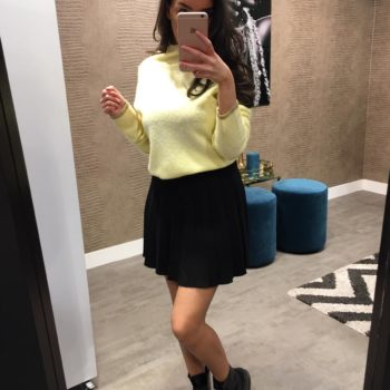 Tutu skirt black