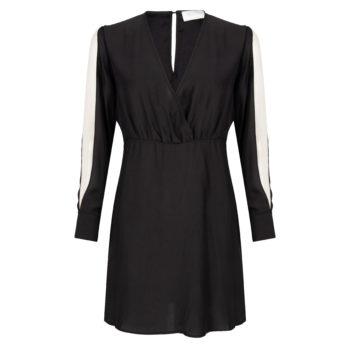 Delousion Dress Avery Black