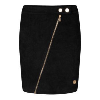 Delousion skirt wilow black