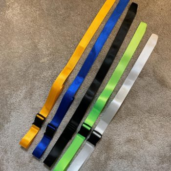 Colorfull belts