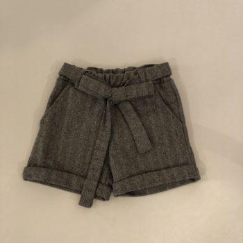 Girls collectin short grey
