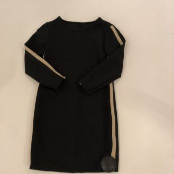 Girls collection black dress