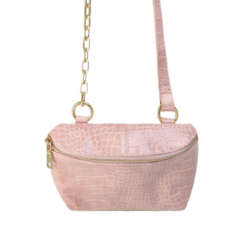 Bag Croc Body Pink