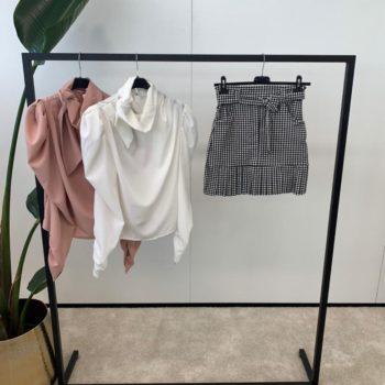 CFL blouse roze / wit