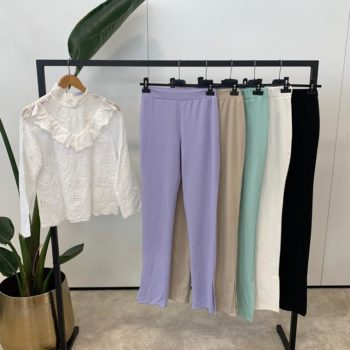 CFL split pants different colors