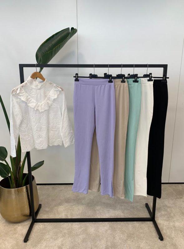 CFL split pants different colors