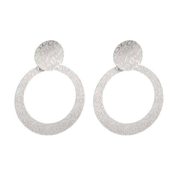 Earrings Animal Kingdom Silver