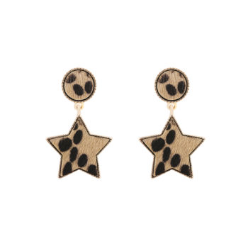 Earrings Fur My Star