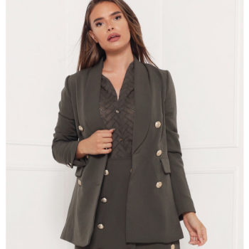 Delousion Jacket Niya Army Green