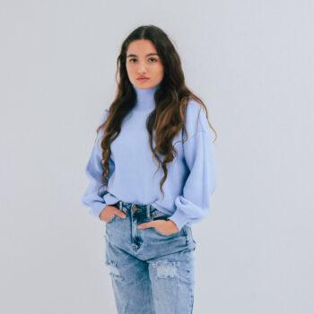 Ambika sweater blue