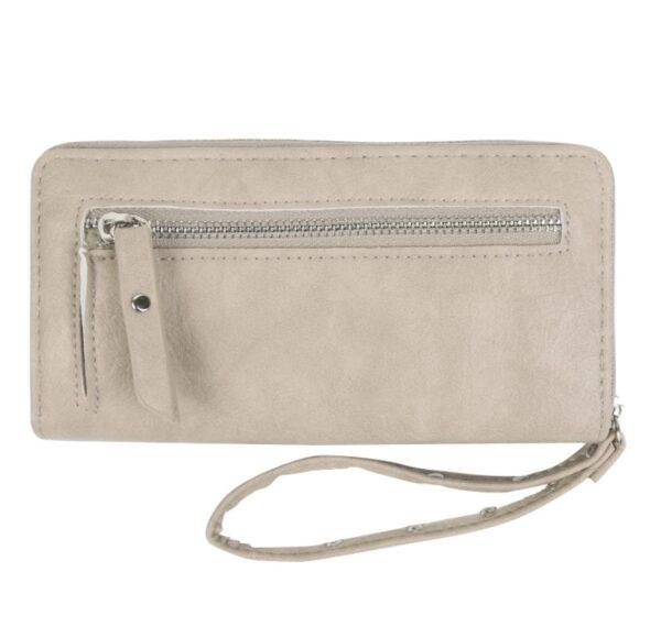 Wallet Trend Zipper