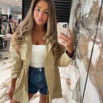 Jacket Jannie beige