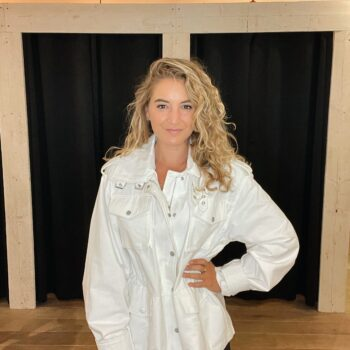 Jacket Mila wit